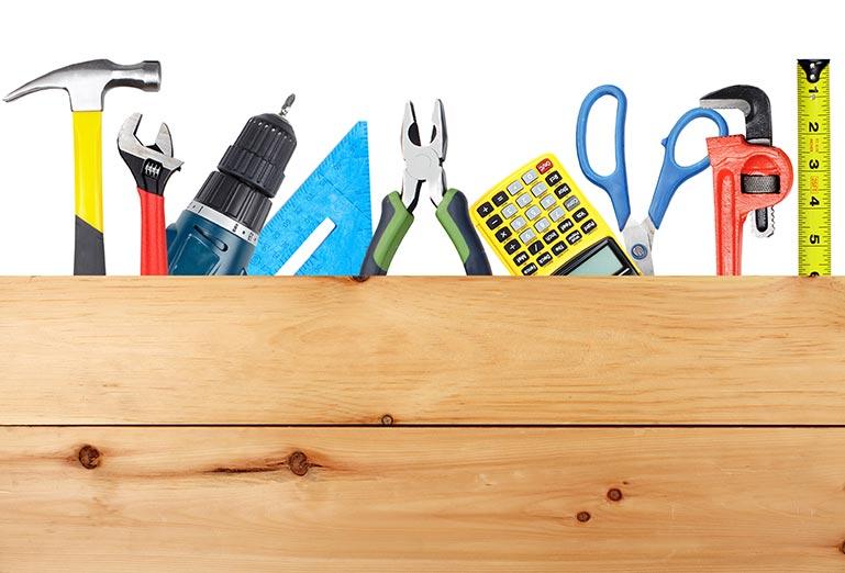 Strumenti Per Lavorare Il Legno : Leomark cassetta degli attrezzi set di strumenti scatola di legno