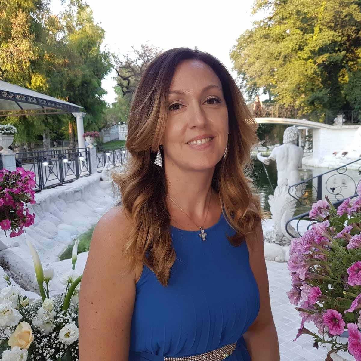 Cristina Fortarezzo D'Amicis