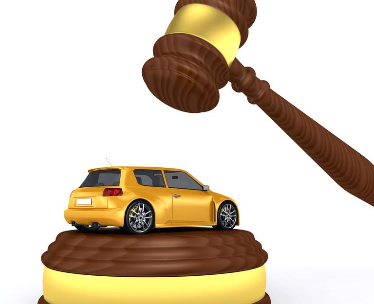Il pignoramento degli autoveicoli la riforma in materia - Ufficiale giudiziario pignoramento ...