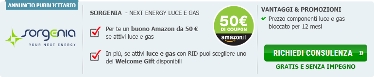 Next Energy Luce e Gas