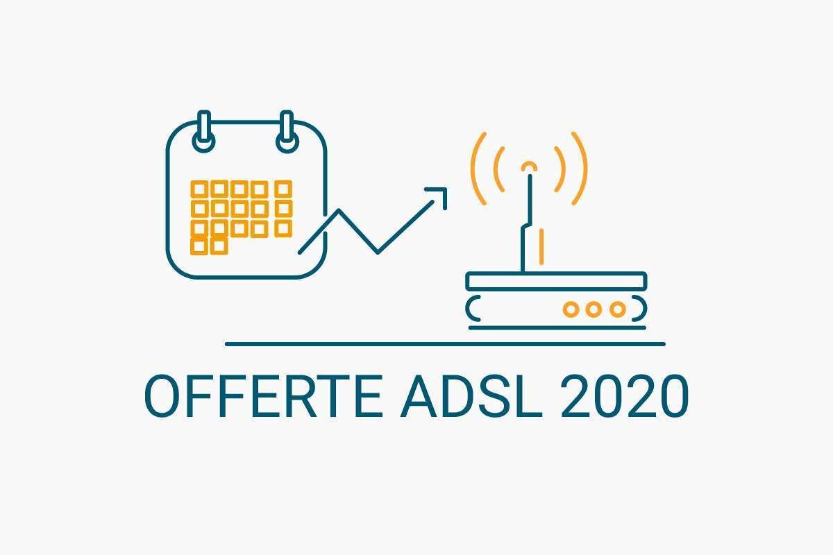 Le migliori offerte Adsl di giugno 2020