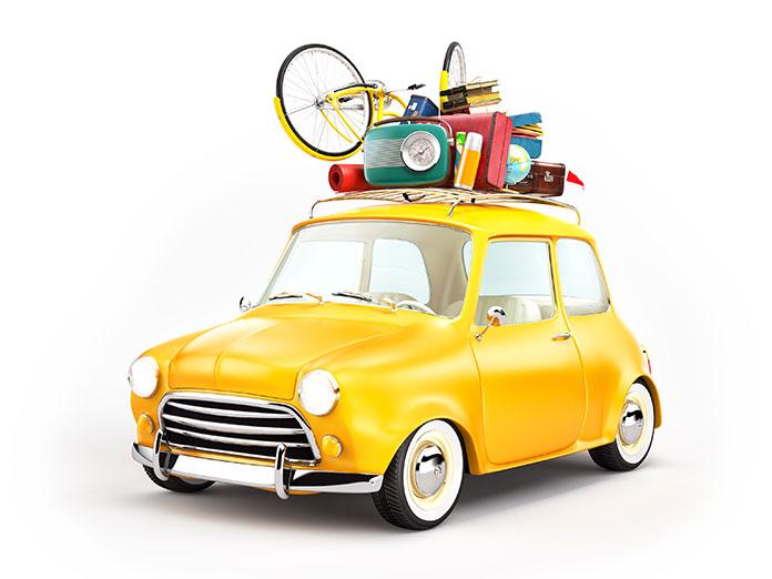 Conosciuto Vacanze in auto: il check prima della partenza | Segugio.it PK71