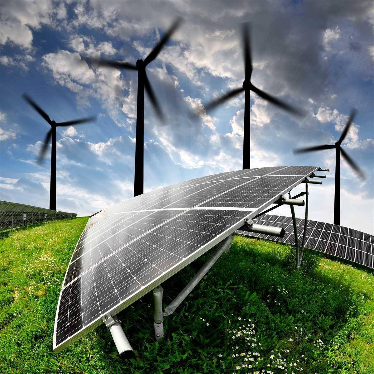 Un futuro meno costoso per l'energia alternativa