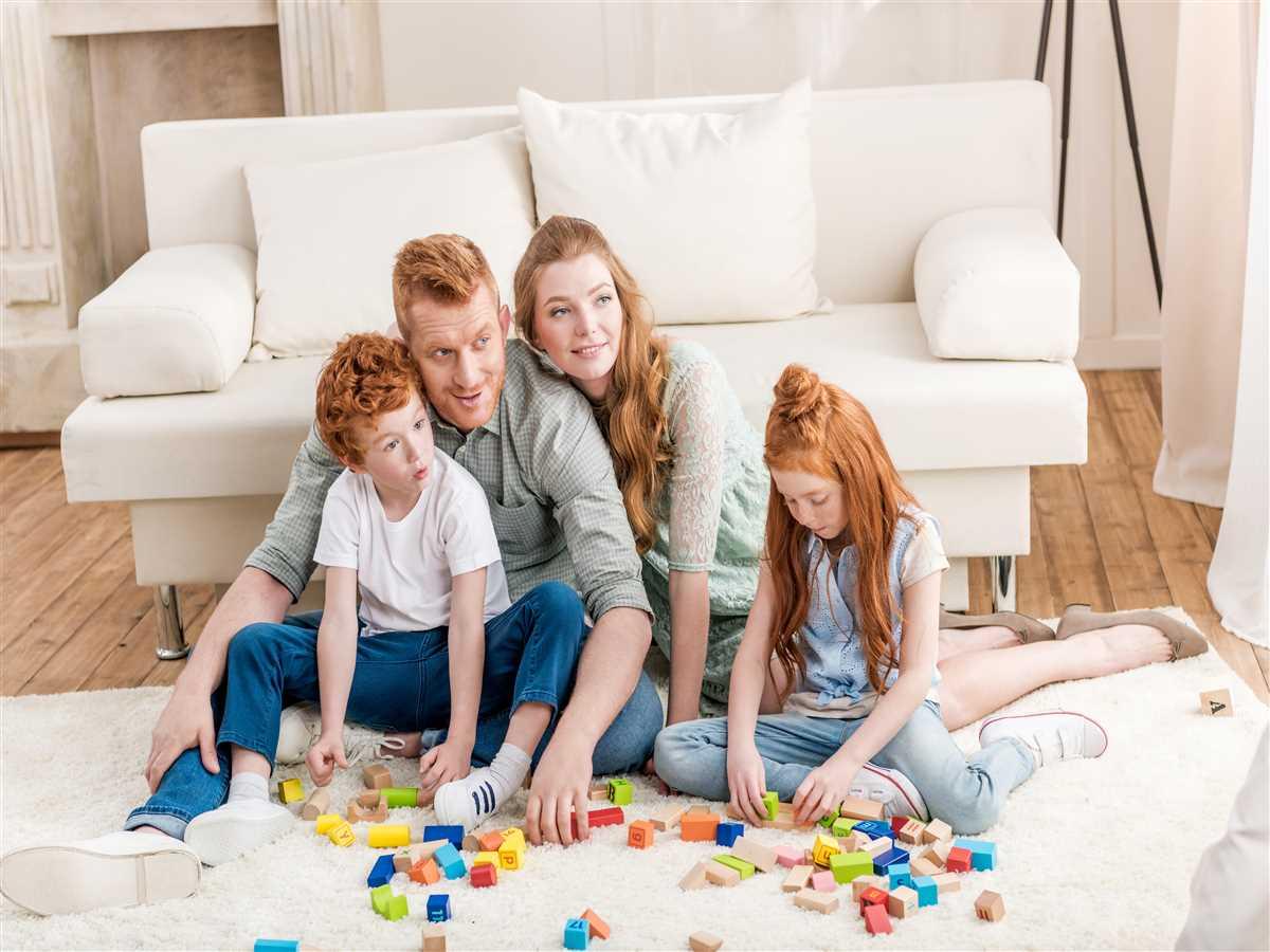Le tariffe luce più convenienti per una famiglia numerosa