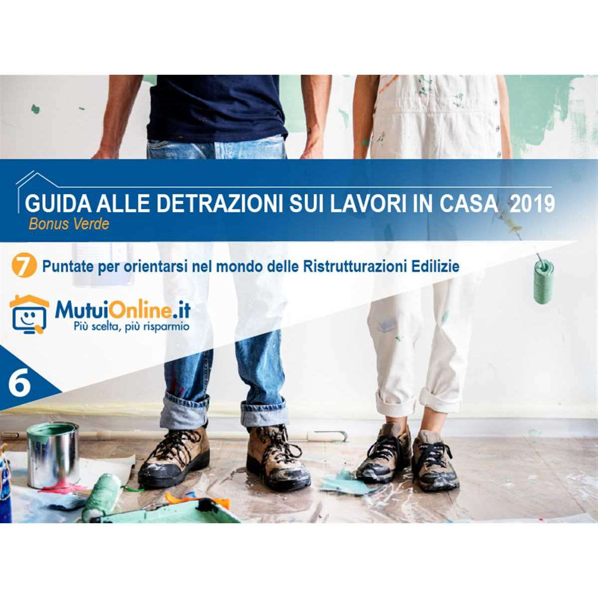 Legge Bonus Verde 2018 guida alle detrazioni sui lavori in casa 2019: il bonus