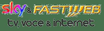 logo sky&fastweb